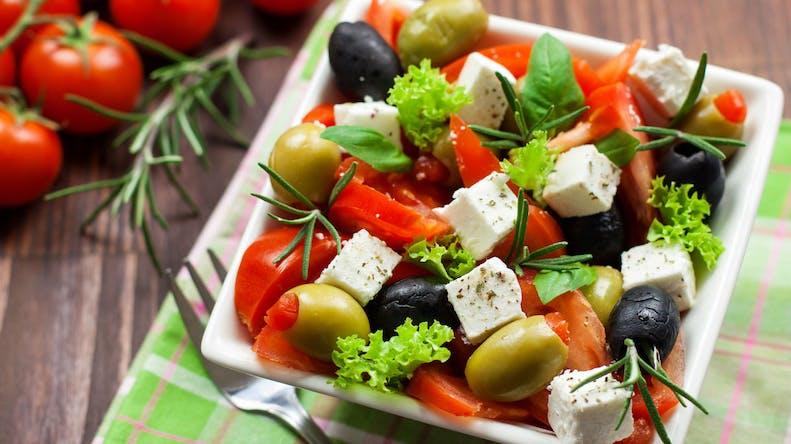 Le régime méditerranéen pour freiner l'ostéoporose?