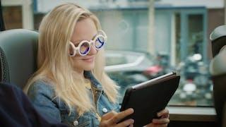 Mal des transports : des lunettes pour en venir à bout