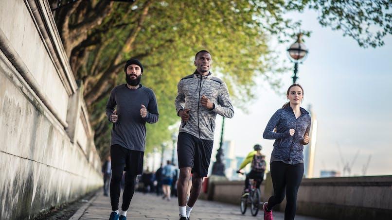 La pollution de l'air n'annulerait pas les avantages cardiaques du sport
