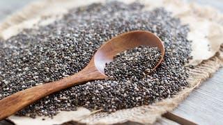 Les graines de chia, des alliées minceur riches en minéraux