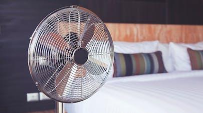 Pourquoi dormir avec un ventilateur est mauvais