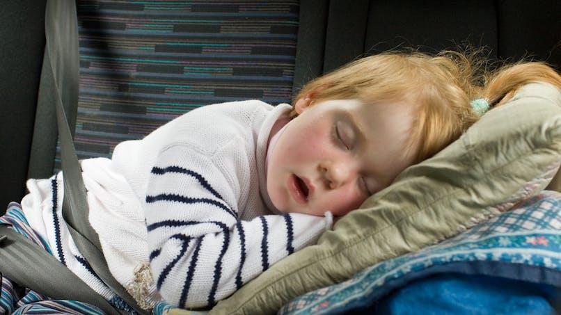 Mon enfant ronfle : que faire ?