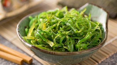 Consommation d'algues: gare à l'excès d'iode!