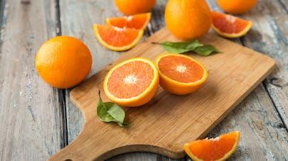 DMLA: une orange par jour pour diminuer le risque