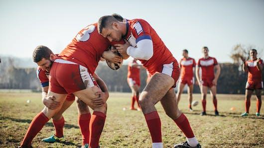 Rugby: quels sont les symptômes d'une commotion cérébrale?