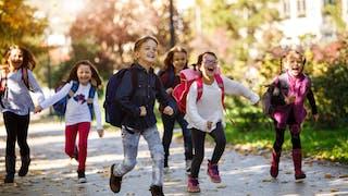 Enfants : comment éviter les maladies de la rentrée