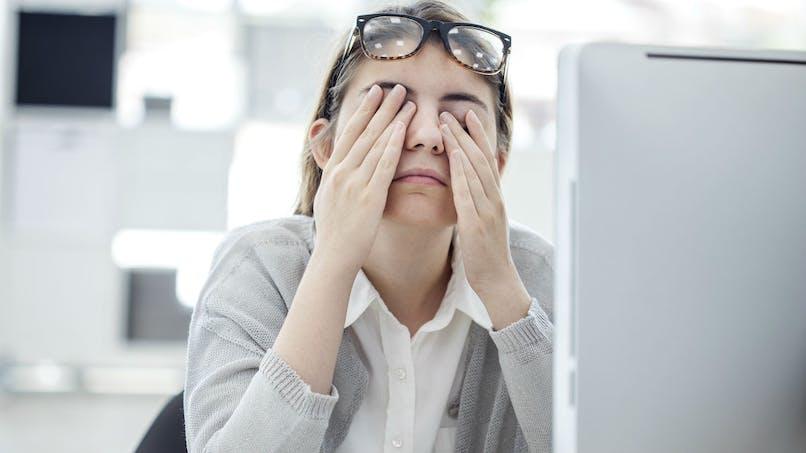 Au travail, trop d'efforts peuvent nuire au bien-être mais aussi à la carrière