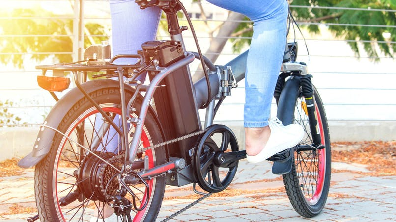 Faire du vélo électrique favorise aussi la forme physique