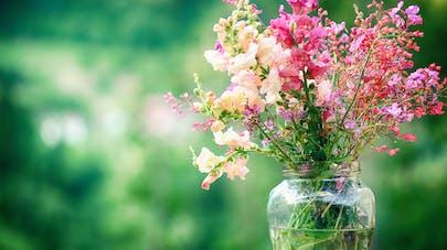 S'offrir un bouquet de fleurs pour diminuer le stress