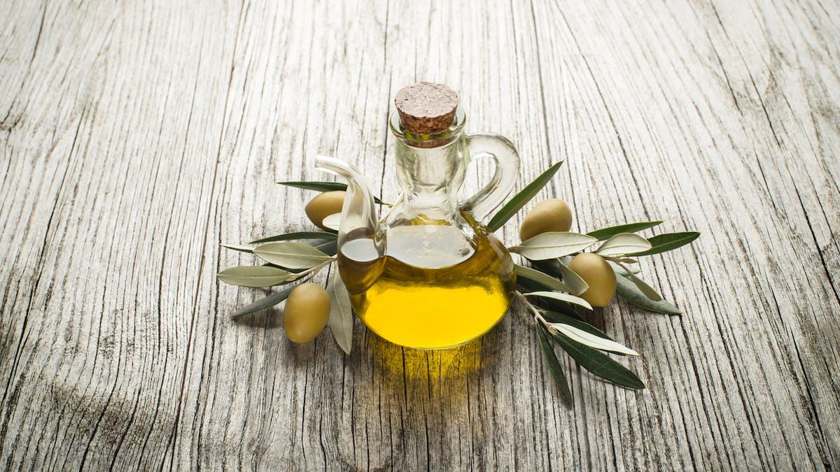 Troubles érectiles : les verts de l'huile d'olive