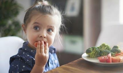 Fruits et légumes: les astuces pour les faire aimer des enfants