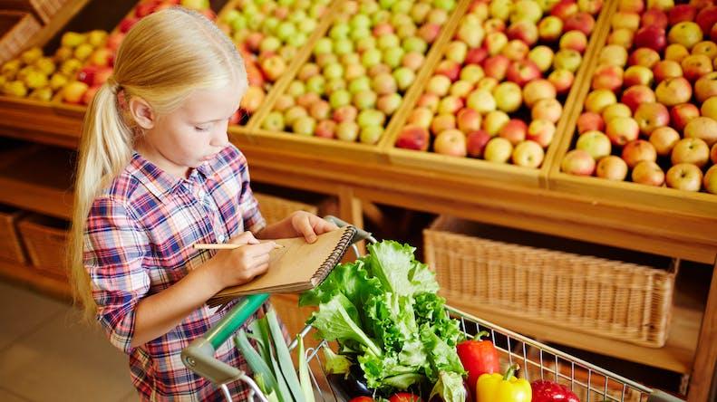 Mon enfant est végétarien, que faire ?