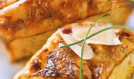 Petits flans de rutabaga au parmesan