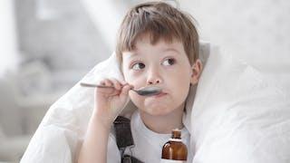 Asthme : un sirop augmenterait le risque