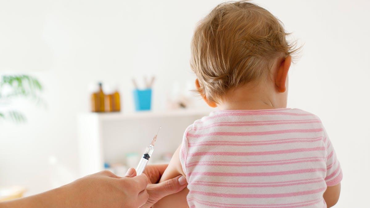 La couverture vaccinale des enfants augmente