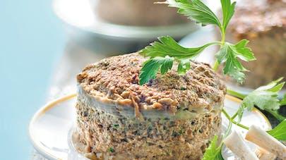 Mousse champignons