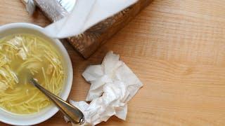 Les aliments à privilégier ou à éviter en cas de rhume