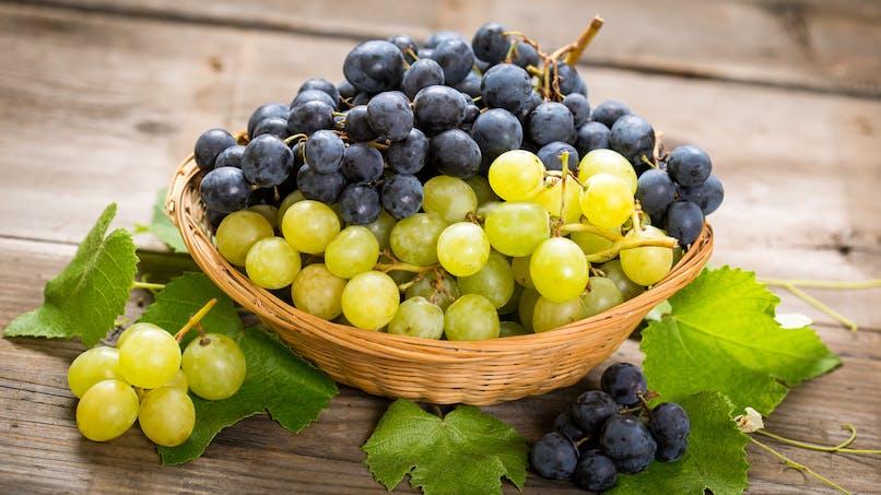 Cancer du poumon : des chercheurs s'intéressent aux propriétés du raisin