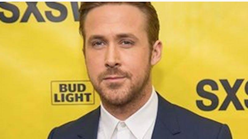 Ryan Gosling : ses filles le croient astronaute !