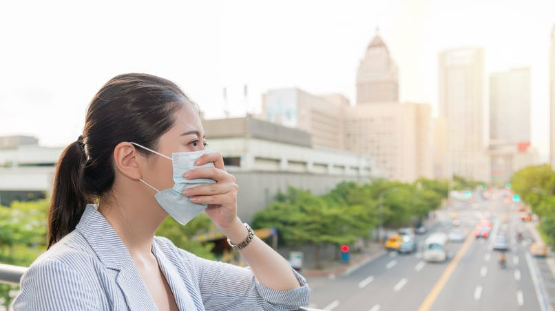 Pollution de l'air : elle augmenterait le risque de cancer de la bouche
