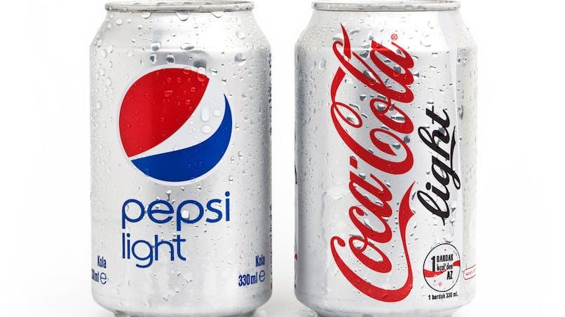 Les sodas light déconseillés pour la bonne santé de la flore intestinale