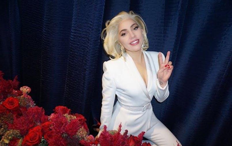 La chanteuse Lady Gaga parle de santé mentale