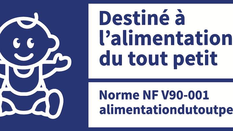 Un logo pour l'alimentation infantile
