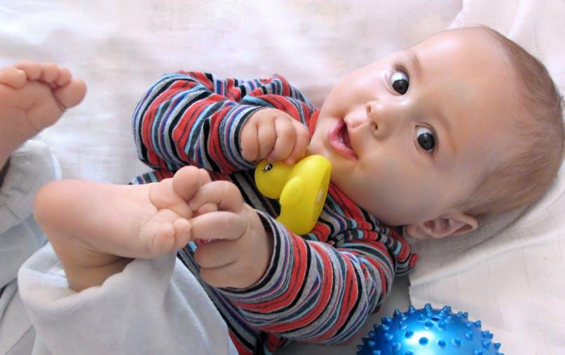 Des substances toxiques dans les jouets: la faute au recyclage