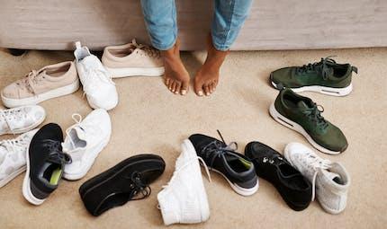 Chaussures : 5 erreurs à éviter