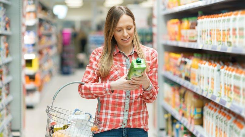 Additifs alimentaires: plus de 80 molécules sont à éviter