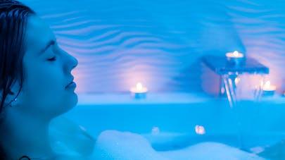 Le bain chaud aussi bon que l'exercice contre la dépression