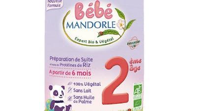 Lait La Mandorle
