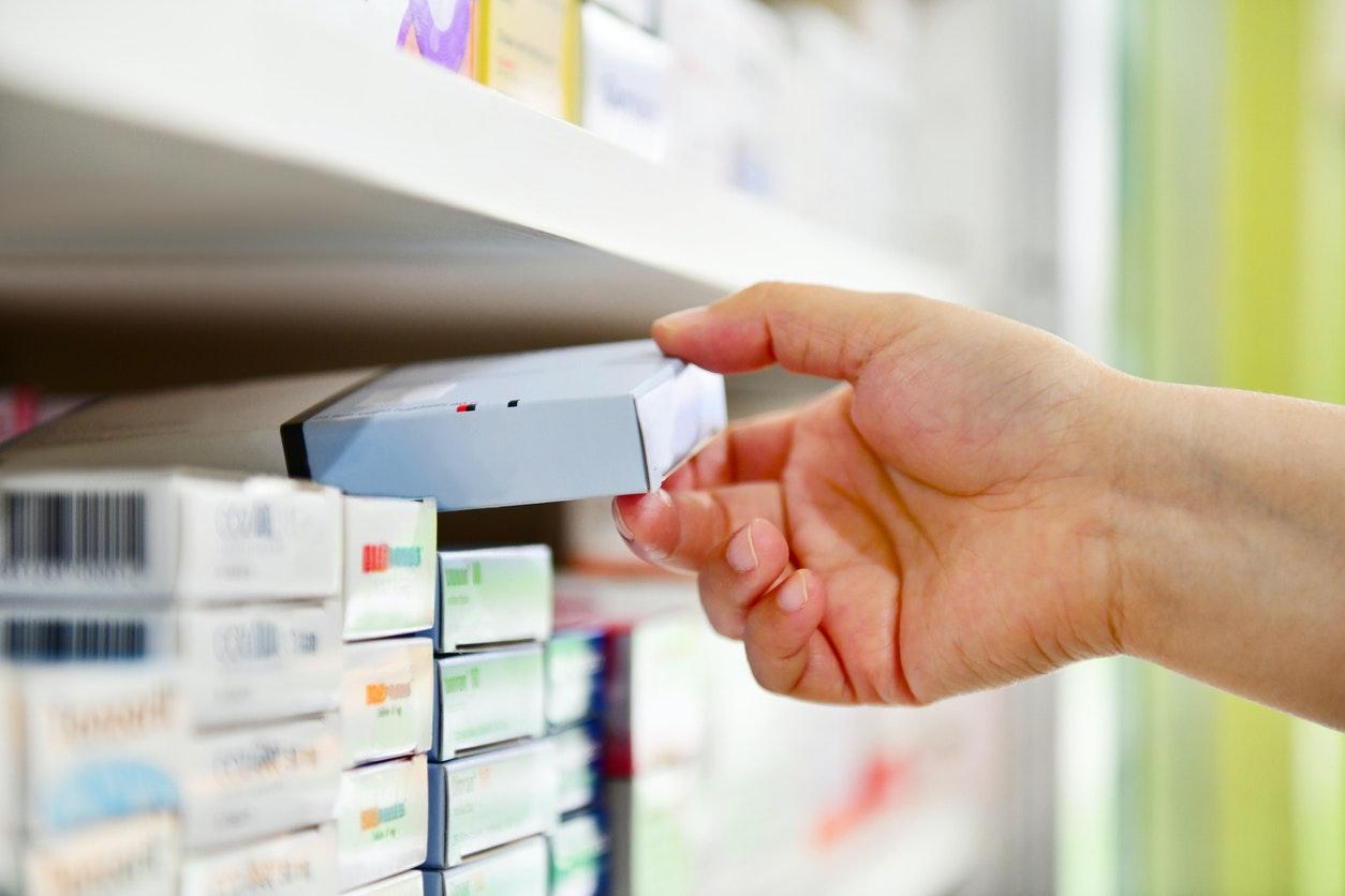 medicament pour pansement gastrique
