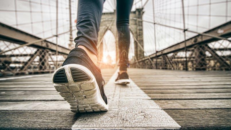 La vitesse de marche, un indicateur de santé à ne pas négliger