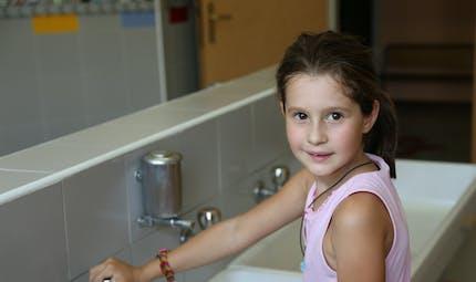 1 parent sur 2 mécontent des toilettes de l'école