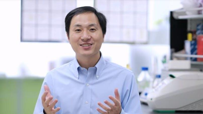 Le chercheur chinois ayant mis au monde des bébés génétiquement modifiés suspend ses essais