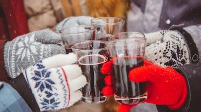 C'est prouvé, le froid nous pousse à boire du vin !