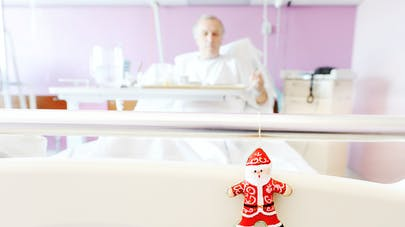 Comment gérer les fêtes lorsqu'un·e proche est malade