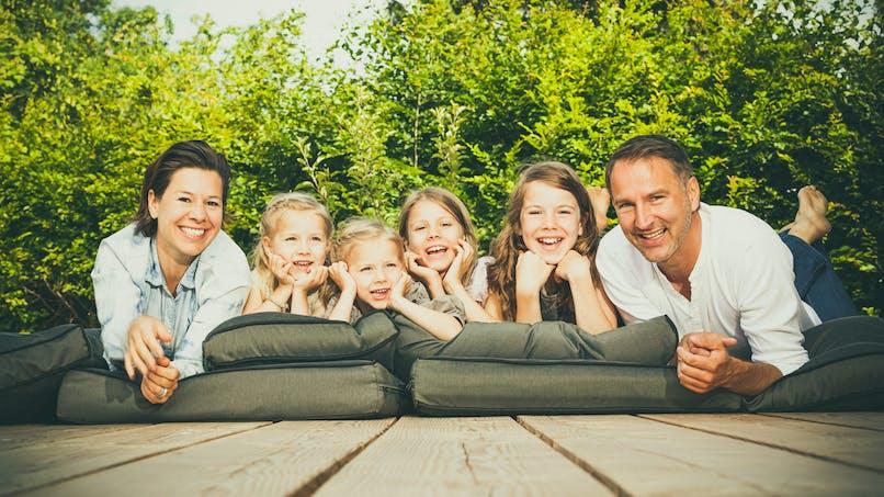 Les enfants peuvent entraîner des troubles cardiovasculaires chez leurs parents