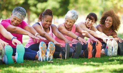 Même en bonne santé, il faut rester en forme pour éviter une crise cardiaque