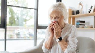 Comment prévenir le rhume et la grippe chez les personnes âgées