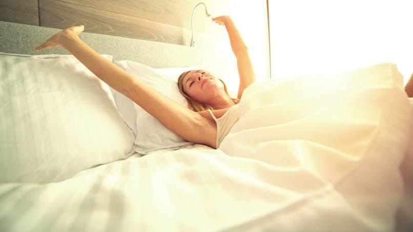 C'est prouvé : pour de bonnes notes en période d'examens il faut dormir!
