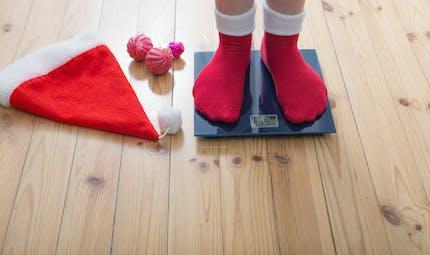 Fêtes de fin d'année : se peser régulièrement évite la prise de poids