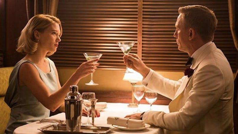 James Bond boit trop, beaucoup trop alertent des médecins