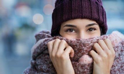 Froid : brumisez votre visage pour le réhydrater