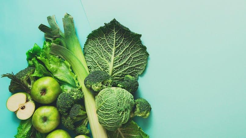 Stéatose du foie (NASH) : les légumes verts pour la prévenir