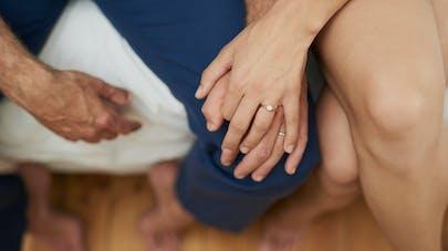 Guider un homme dans ses caresses