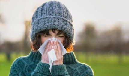 La grippe arrive tout doucement