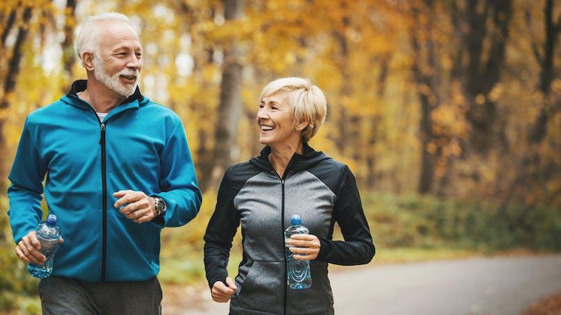 Comment contrôler son poids quand on prend de l'âge