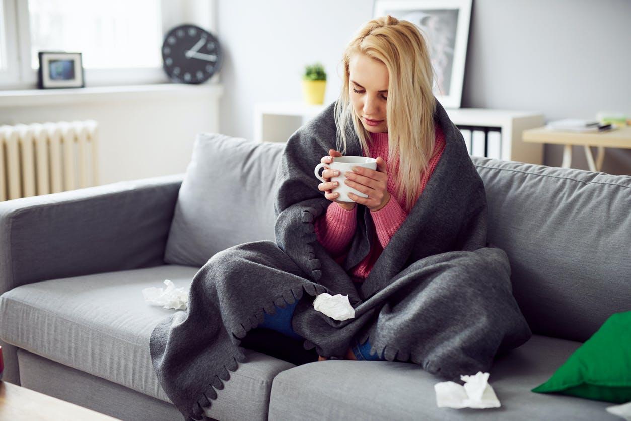 Pourquoi la grippe nous met-elle K.O. ?